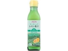 トップバリュ グリーンアイ グリーンアイ オーガニックレモン果汁