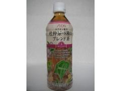 イオン トップバリュ(TOPVALU) 杜仲茶+八種のブレンド茶 500ml
