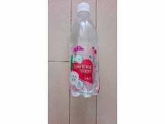 トップバリュ Sparkling Water 炭酸水 いちご ペット500ml