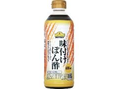 トップバリュ ベストプライス オレンジとゆずの果汁を使用 味付けぽん酢 ペット600ml