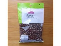 トップバリュ 麦チョコ 袋70g