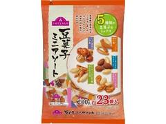 トップバリュ 豆菓子 ミニアソート 袋200g