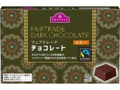 トップバリュ トップバリュ(TOPVALU) フェアトレード チョコレート ビター 48g