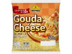 トップバリュ ベストプライス ニュージーランド産チーズ使用 ゴーダチーズ 袋450g