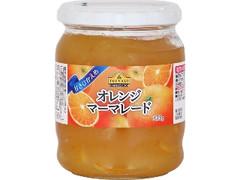 トップバリュ ベストプライス 甘さひかえめ オレンジマーマレード 瓶335g