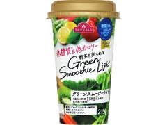 トップバリュ 低糖質&低カロリー 野菜を楽しめる Green Smoothie Light カップ215g