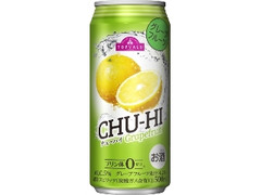 トップバリュ CHU-HI Grapefruit 缶500ml