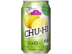 トップバリュ CHU-HI Grapefruit 缶350ml