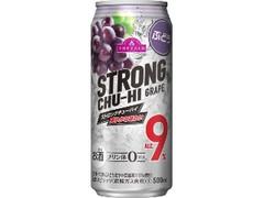 トップバリュ STRONG CHU-HI GRAPE 缶500ml