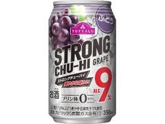 トップバリュ STRONG CHU-HI GRAPE 缶350ml