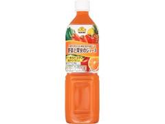 トップバリュ ベストプライス 4種類の果実と22種類の野菜を使用した 野菜と果実のジュース ペット930g