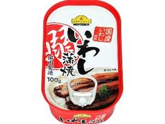 トップバリュ ベストプライス 国産いわし使用 いわし蒲焼 国内製造 缶100g