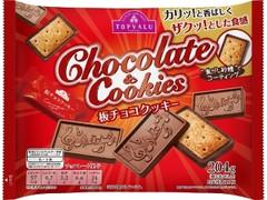 トップバリュ Chocolate&Cookies 板チョコクッキー 袋204g