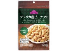 トップバリュ アメリカ産ピーナッツ 袋140g