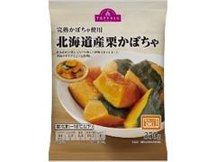 トップバリュ 完熟かぼちゃ使用 北海道産栗かぼちゃ 袋350g