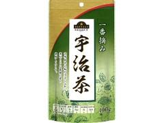 トップバリュ セレクト 一番摘み 宇治茶 袋100g