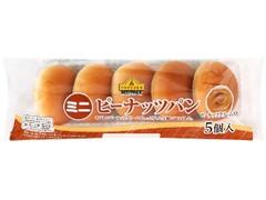 トップバリュ ベストプライス ミニ ピーナッツパン 袋5個