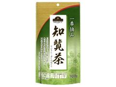 トップバリュ セレクト 一番摘み 知覧茶 やぶきた ゆたかみどり 袋100g