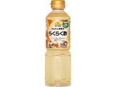 トップバリュ ベストプライス かんたん便利な らくらく酢 ボトル500ml