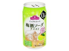 トップバリュ 梅酒ソーダ テイスト 缶350ml