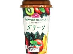 トップバリュ SMOOTHIE 1食分の野菜118gがとれる グリーン カップ215g