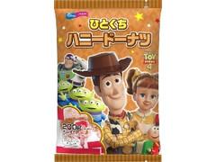 トップバリュ ディズニー ひとくちハニードーナツ 袋200g