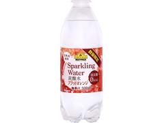 トップバリュ ベストプライス 天然水使用 炭酸水 ブラッドオレンジ