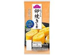 トップバリュ ふっくら 卵焼きの素 国産かつお節と日高産昆布の風味 袋49.5g