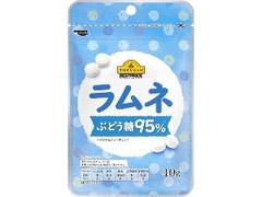 トップバリュ ベストプライス TOPVALU BESTPRICE ラムネ ぶどう糖95% 袋40g