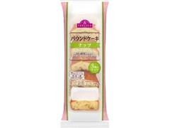 トップバリュ パウンドケーキ ナッツ 袋5切