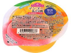 トップバリュ 国内製造 マンゴー&白桃