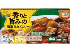 トップバリュ ベストプライス 香りと旨みの 焙煎仕立てカレー 中辛 箱150g