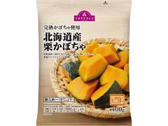 トップバリュ 完熟かぼちゃ使用 北海道産栗かぼちゃ 袋400g