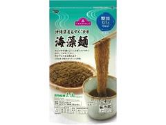トップバリュ 沖縄県産もずく使用 海藻麺 袋240g