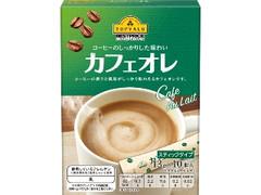 トップバリュ ベストプライス コーヒーのしっかりした味わい カフェオレ スティックタイプ 箱3g×10