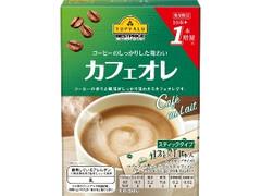 トップバリュ ベストプライス コーヒーのしっかりした味わい カフェオレ