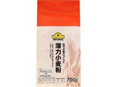 トップバリュ 薄力小麦粉
