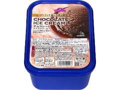 トップバリュ ニュージーランド産の生乳を使用 チョコレートアイスクリーム