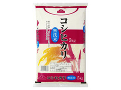 トップバリュ コシヒカリ 無洗米 袋5kg