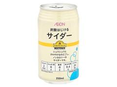 トップバリュ ベストプライス 炭酸はじけるサイダー 缶350ml