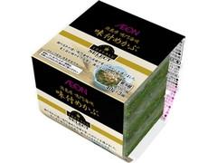 トップバリュ 徳島県 鳴門海峡 味付めかぶ パック40g×3