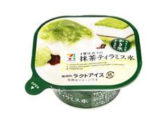 セブンプレミアム 抹茶ティラミス氷 カップ130ml