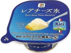 セブンプレミアム レアチーズ氷 カップ135ml