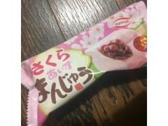 丸永製菓 さくらあいすまんじゅう 袋85ml