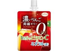 たらみ 濃いりんご0kcal蒟蒻ゼリー 袋150g