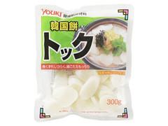ユウキ トック 韓国餅 袋300g