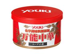 ユウキ 化学調味料無添加万能中華スープの素 缶150g