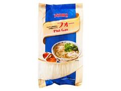 ユウキ フォー ベトナム米粉めん 平麺タイプ 袋200g