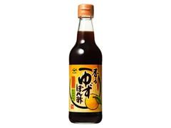 ヤマサ 香るゆずぽん酢 瓶360ml