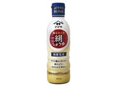 ヤマサ 鮮度生活 絹しょうゆ ボトル450ml